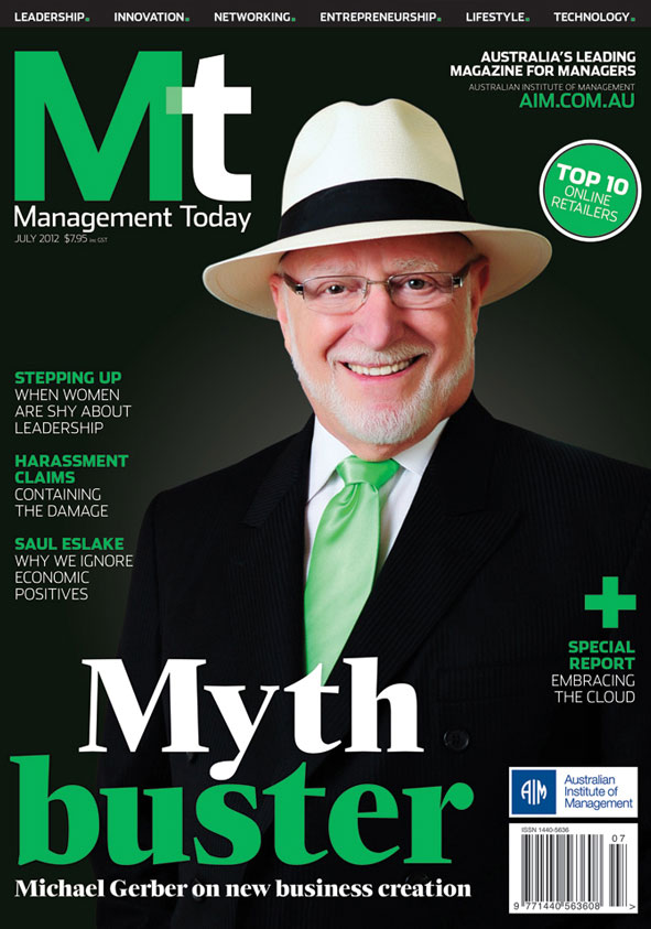MT Cover Australian Bus Magazine Michael Gerber About Michael E Gerber